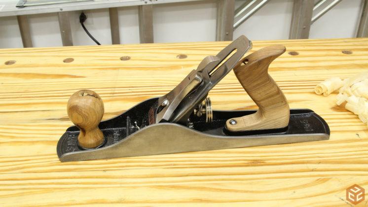 restore hand plane stanley bailey 5 (53)