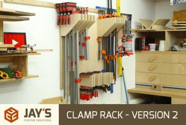 Clamp Rack – Version 2