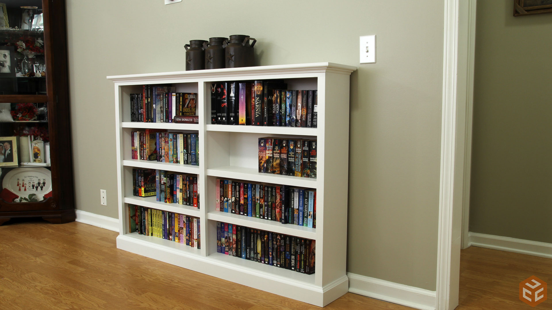 bookcase wooden bookshelves build pictures to wikihow step steps how with