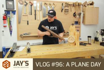 Vlog #96: A plane day