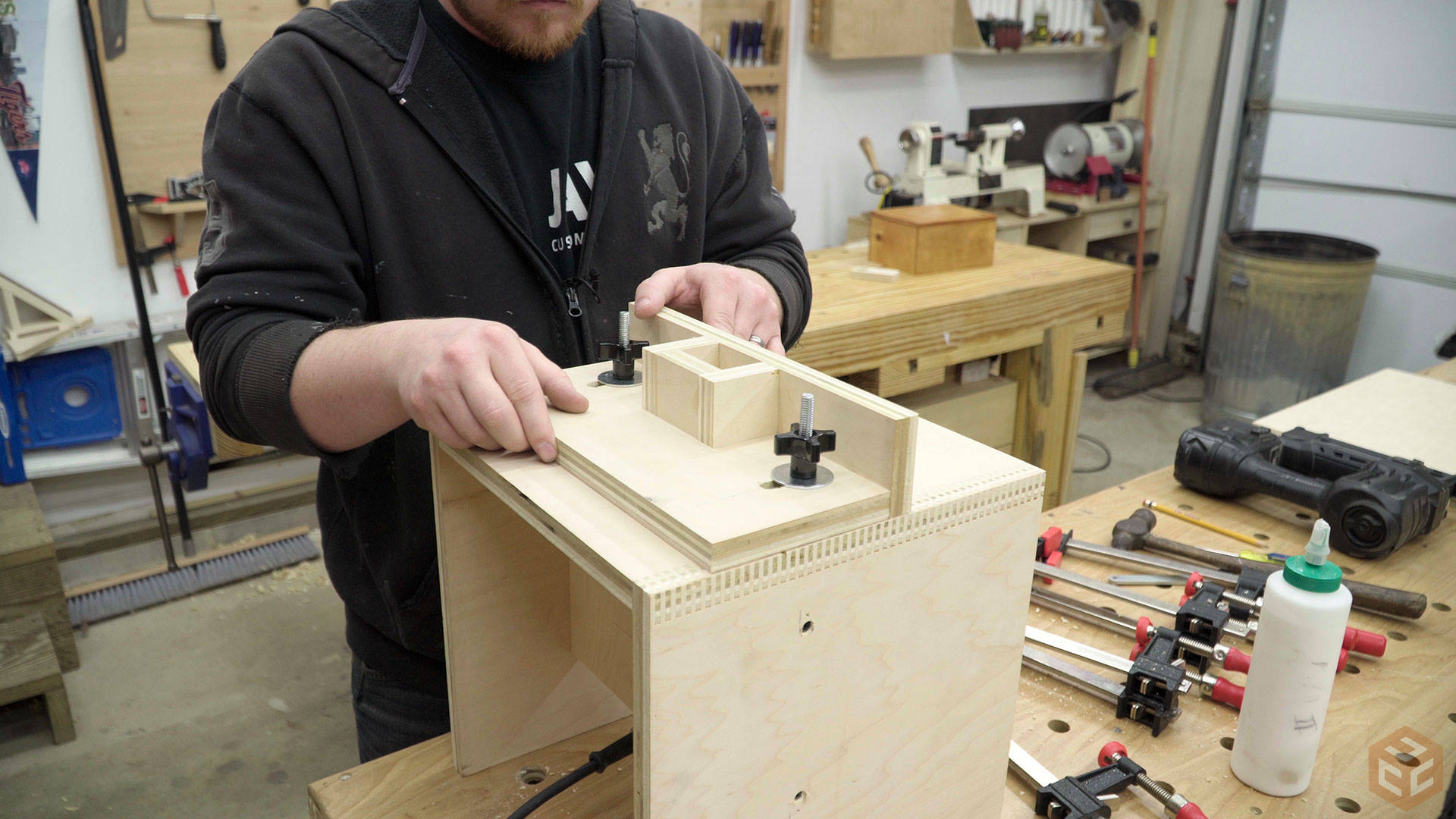 bench router table