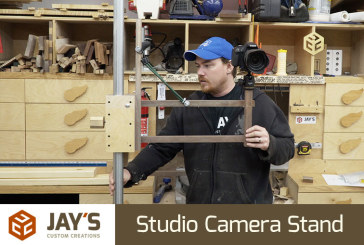 Studio Camera Stand