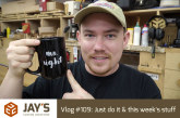 Vlog #109: Just do it & this week's stuff