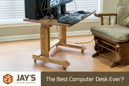 The Best Computer Desk Ever?