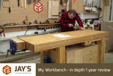 My Workbench – In Depth 1 Year Review
