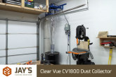 Clear Vue CV1800 Cyclone Dust Collector