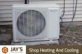 Workshop Heating & Cooling