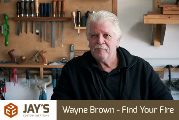 Wayne Brown – Find Your Fire