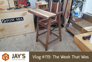 Vlog #119: The Week That Was