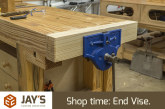 Shop Time: End Vise
