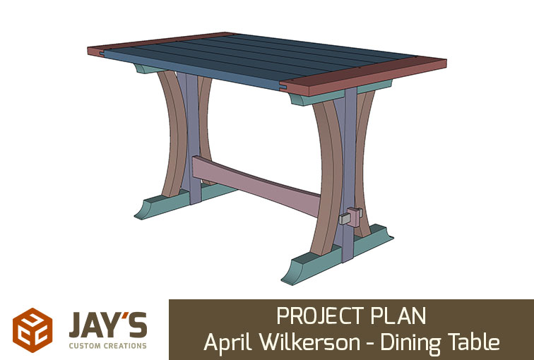 featured image april dining table