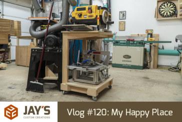 Vlog #120: My Happy Place