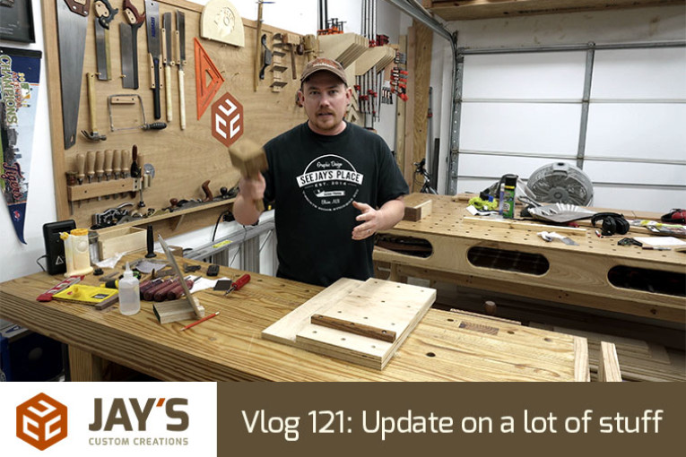 Vlog 121: Update on a lot of stuff
