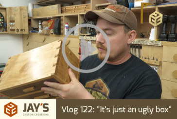 """Vlog 122: """"It's just an ugly box"""""""