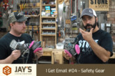 I Get Email #04: Safety Gear