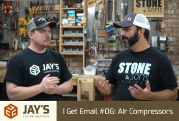 I Get Email #06: Air Compressors