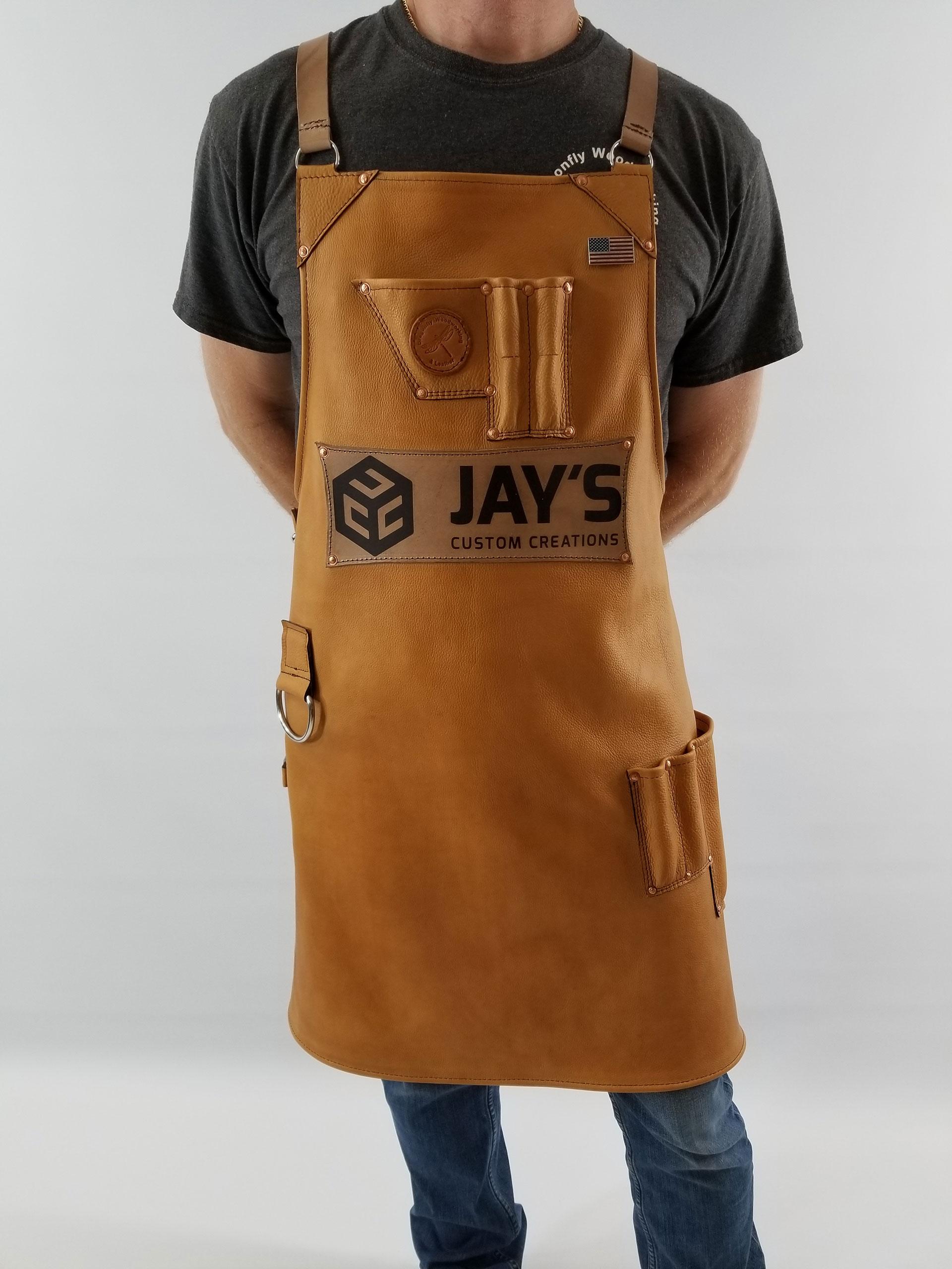 My Custom Shop Apron | Jays Custom Creations