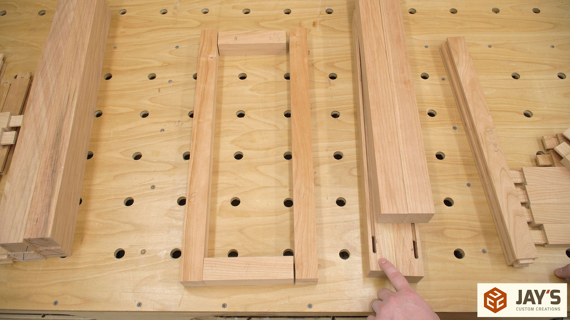 Tongue And Groove Joinery With A Router Table Or A Table Saw