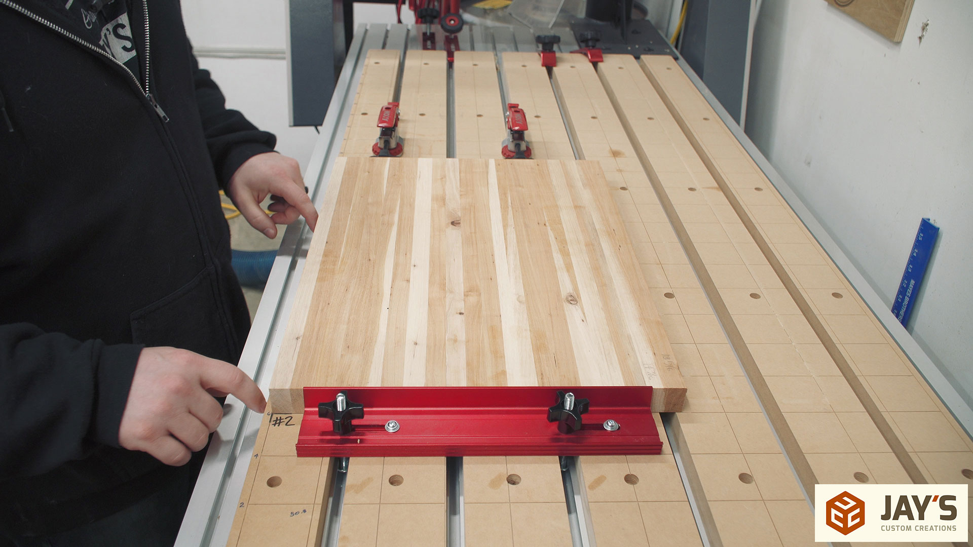 What I Learned – Personalizing Cutting Boards with VCarve