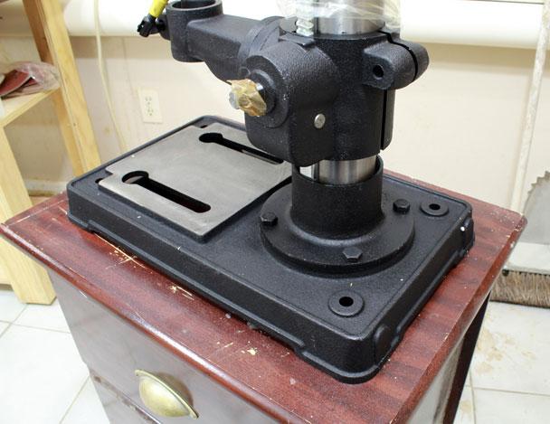 Drill press (4)