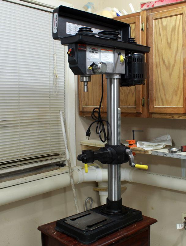Drill press (7)