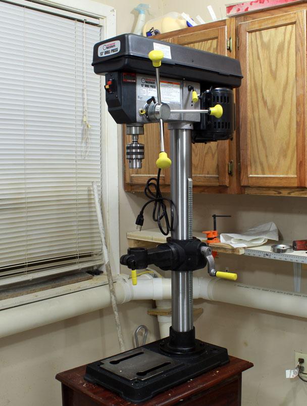 Drill press (8)
