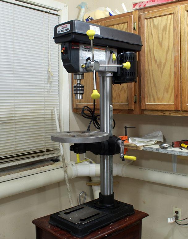 Drill press (9)