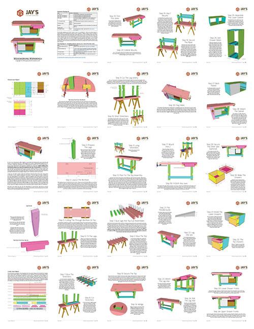workbench-collage