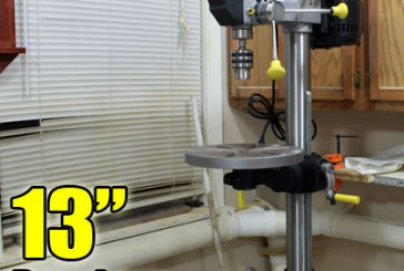 13″ Drill Press
